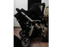 Icandy pear double pushchair