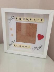 Lovely picture frame