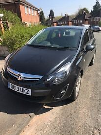 Vauxhall Corsa 1.4 Low Mileage Petrol Cheap Insurance New Shape Long MOT AC Alloys Aux CD Radio