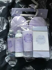 Lavender Body Gift Set