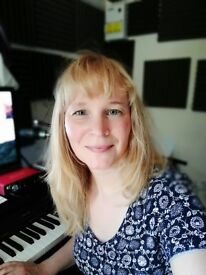 Vocal/singing lessons, songwriting music production lessons offered