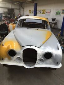 Jaguar mk2 shell