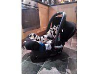 Britax Römer BabySafe Plus SHR II Baby Car Seat