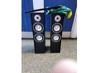 Auna floor standing speakers