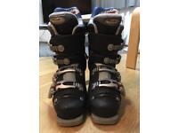 Lange CRL 80 Women's Ski Boots - Black