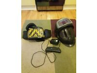 3M 9100 V FX Speed glass air fed welding mask