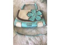e16b29da5d Genuine multi coloured Guess handbag with Guess dust bag