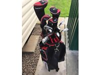 Macgregor tourney 11 steel/graphite package set of golf clubs