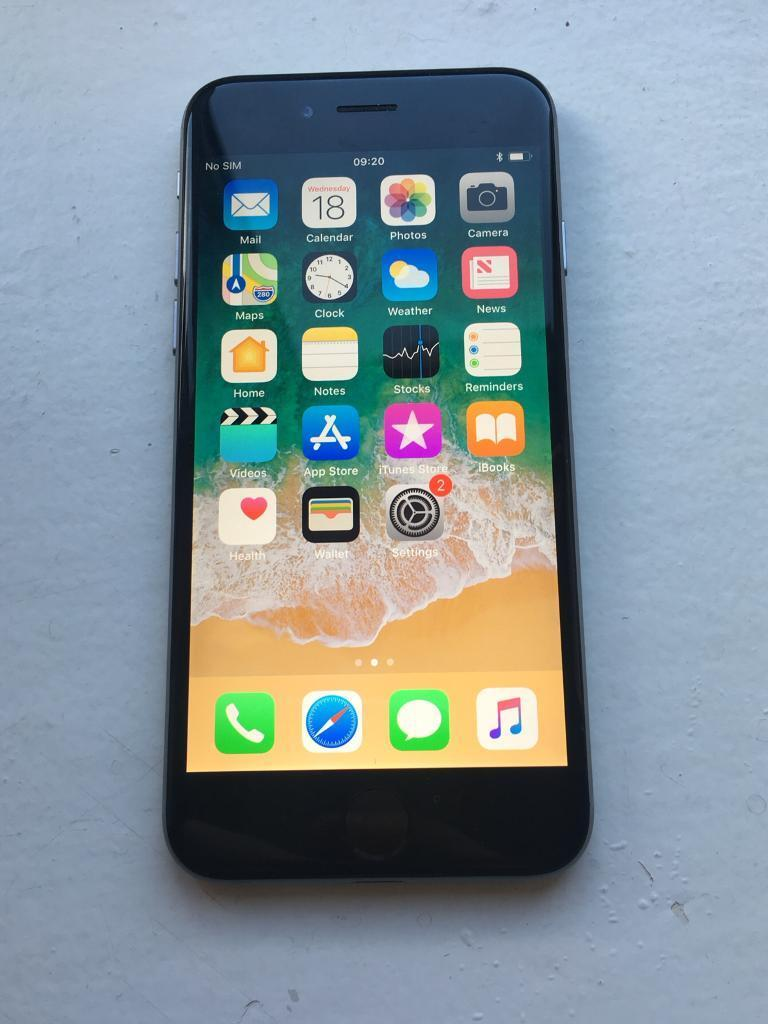 iPhone 6 64gb EE space grey excellent condition