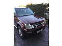 Isuzu rodeo denver 3.0 TD intercooler