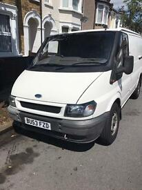 Ford transit 04 90ps 330 Diesel Low milage mot and tax very clean very good driver