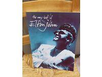 ELTON JOHN SONG BOOKS