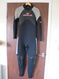 Womens Full-Length Wetsuit