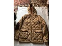 T. W. Bear ladies jacket size 8 beige ex condition £5