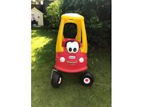 Toy Car Little Tikes
