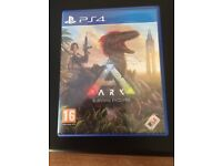 ARK evolved ps4