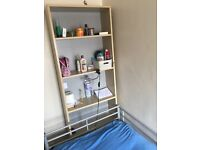 Light brown IKEA book shelve *Bargain*