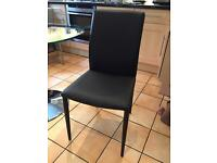 Dining chairs: John Lewis