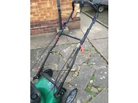 Qualcast self propelled lawnmower broken