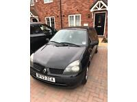 Renault Clio Expression 3dr Hatch