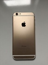 iPhone6 GOLD. Used but in excellent condition.