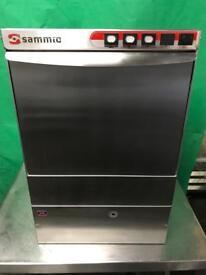 Sammic commercial dishwasher/glasses washer