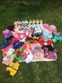 Build A Bear outfits - sold as a complete set