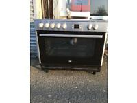 Beko range electric cooker