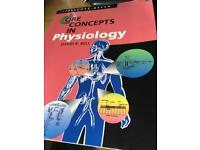 Massage and physiology text books