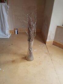 Tall ish vase (read description)