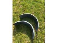 Metal Trailer Wheel Arches