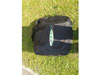 Golf flight / travel bags (2x)