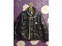 Authentic mens Moncler jacket size 1 small