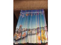 Disney movies graphic novels collection