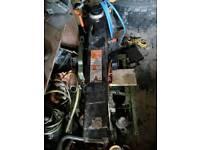 DeWalt steel saw