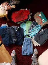 Boys summer clothes