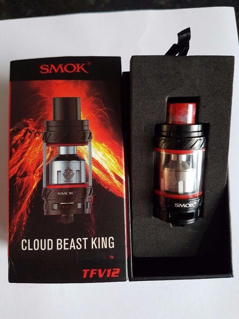 Smok TFV12 Cloud Beast King (Sub ohm vaping tank)