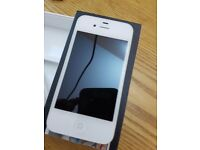 apple iphone 4s 16gb WHITE unlocked phone