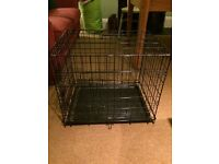 Puppy / small dog crate.