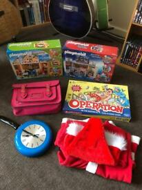 Toys,games, girls bag