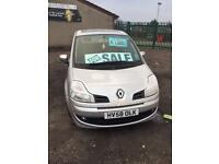 RENAULT MODUS 1.2 PETROL**12 MONTHS MOT*** LOW MILES ** CHEAPEST IN COUNTRY £1300