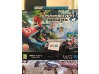 Wii U 32GB + 3 games