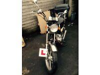 Lexmoto Bike, 2012reg, 125cc, Spare or Repair, no MOT