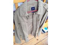 Beige GAP cotton men's jacket - NEW