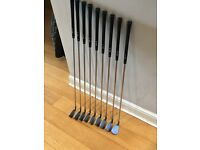 PING i5 full iron set 3 - SW