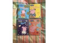Peppa Pig DVD bundle brand new still in cellophane