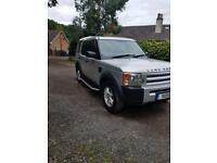 Land Rover discovery 3 tdv6 very good condition