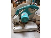 Makita 2414NB 355mm 1650W Abrasive Chop Saw 240V