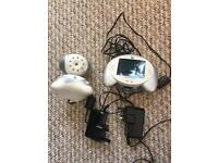 Used baby monitor