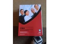CIMA Financial Strategy: Study Text by BPP Learning Media - P3